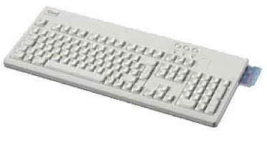 """Fujitsu KBPC C2 """"""""GR"""""""" USB tastiera"""