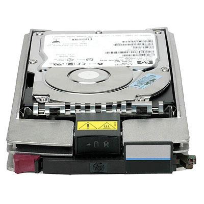 HP 244448-001 72GB Canale a fibra disco rigido interno