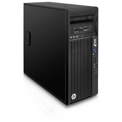 HP Z230 3.5GHz E3-1246V3 Torre Nero Stazione di lavoro
