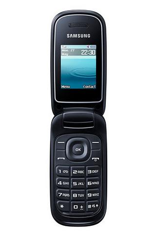 """Samsung GT-E1270 1.77"""" 82.9g Nero"""