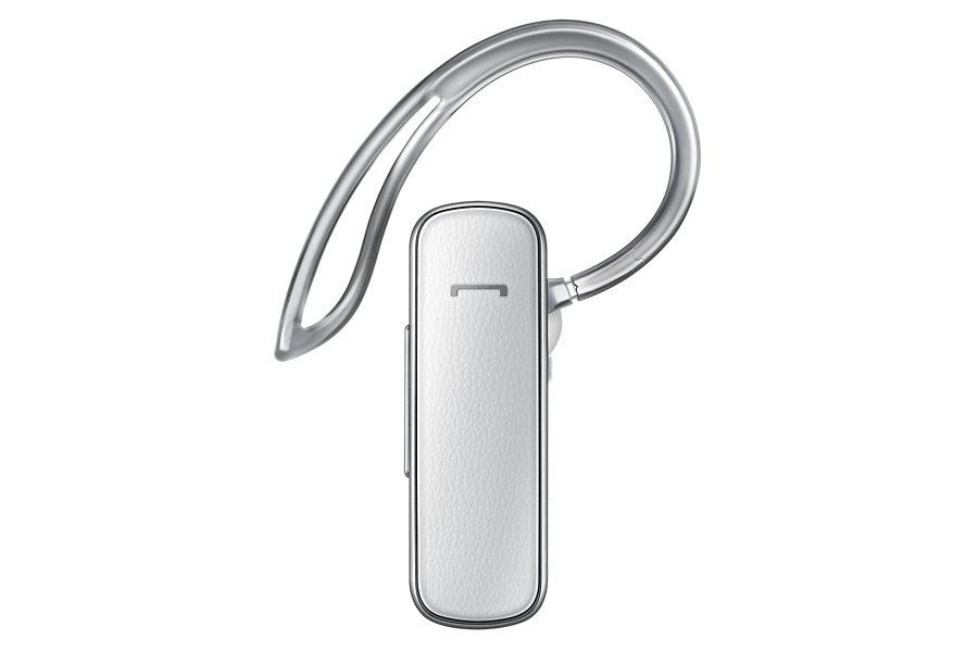 Samsung EO-MG900 Aggancio, Auricolare Monofonico Bluetooth Bianco auricolare per telefono cellulare