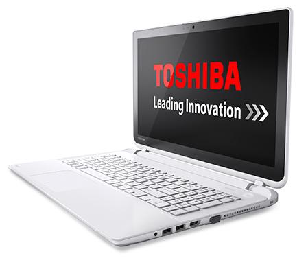 "Toshiba Satellite L50-B-1NG 2GHz i7-4510U 15.6"" 1366 x 768Pixel Bianco Computer portatile"