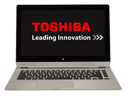 "Toshiba Satellite Click 2 Pro P30W-B-10K 1.7GHz i5-4210U 13.3"" 1920 x 1080Pixel Touch screen Oro Computer portatile"