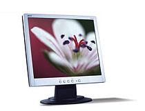 """Acer AL1715S LCD 1280X1024 75HZ 17"""" Argento monitor piatto per PC"""
