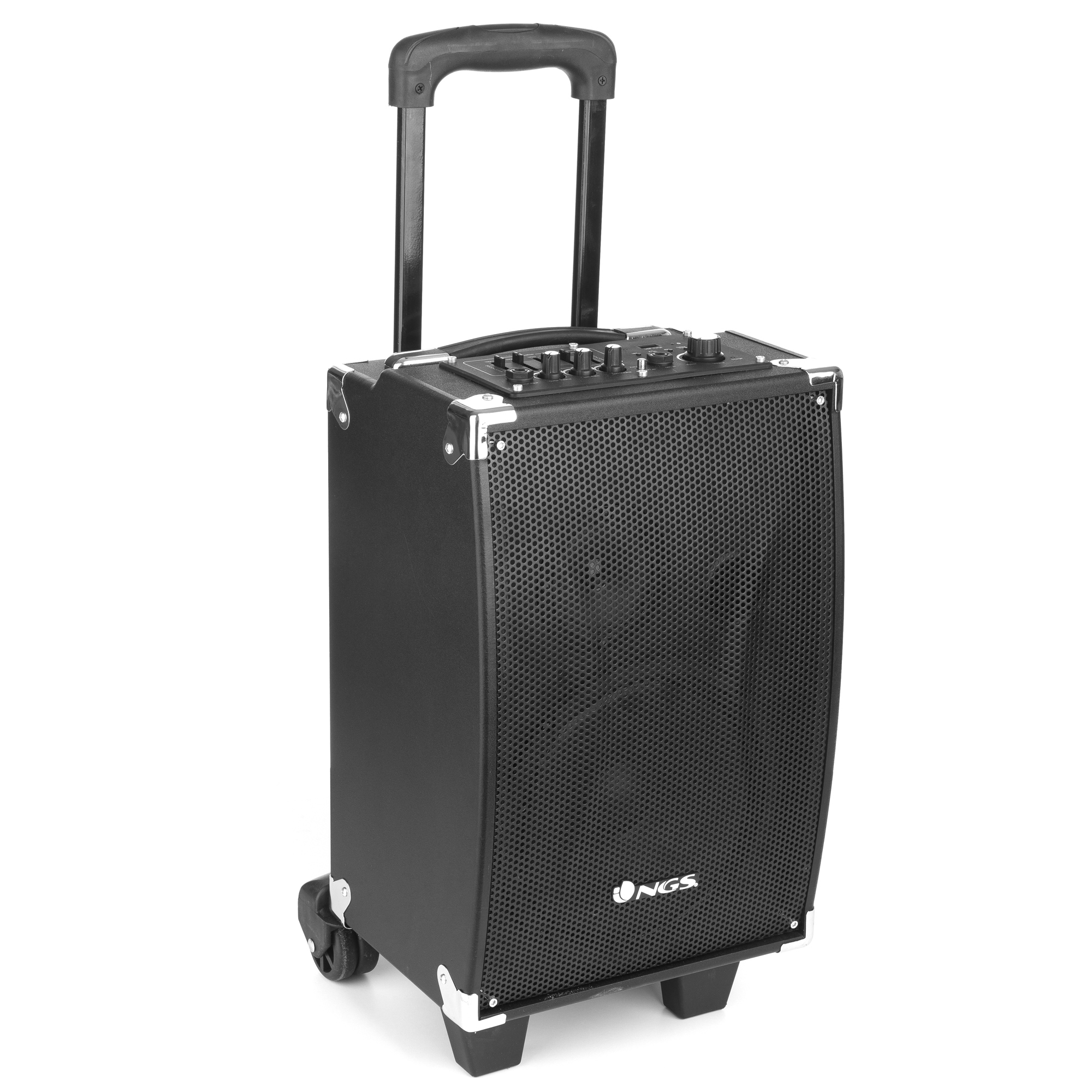 NGS Wild Party Trolley Public Address (PA) system 40W Nero
