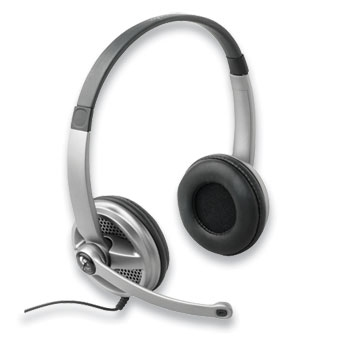 Logitech Premium Stereo Headset cuffia e auricolare