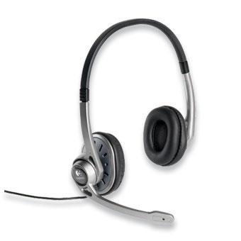 Logitech USB Headset 250 Stereofonico cuffia e auricolare
