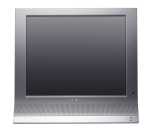 "Sony MFM-HT95S 19"" Argento TV LCD"