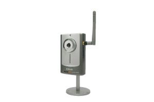 D-Link DCS-2100G 54 Mbps Wireless Internet Surveillance Camera