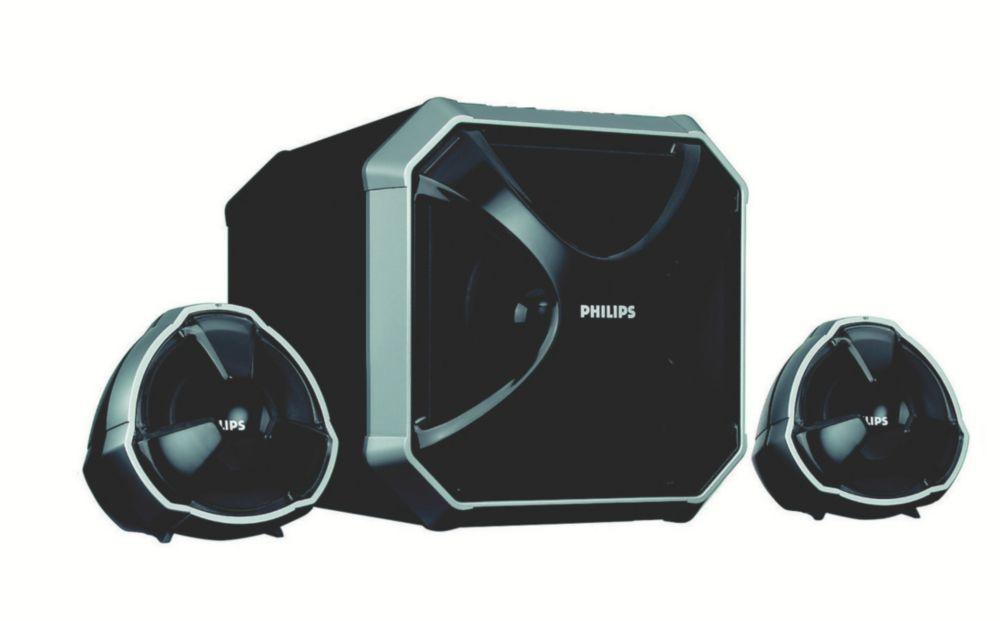 Philips Altoparlanti multimediali 2.1 MMS430/00
