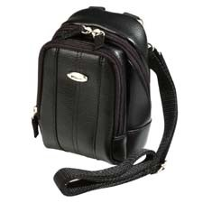 Targus Leather Universal Camera Case Nero