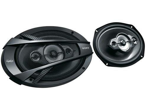 Sony XS-N6940 Ovale 5-vie 500W altoparlante auto