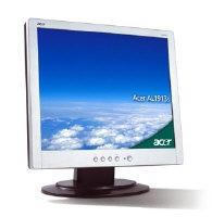 """Acer AL1913s 19"""" LCD Silver 19"""" Argento monitor piatto per PC"""