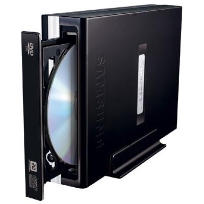Samsung SE-W164C - External H/H DVD Writer Nero lettore di disco ottico