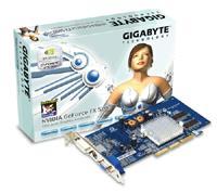 Gigabyte GV-N52128DE GeForce FX 5200 GDDR scheda video