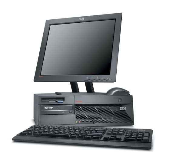 Lenovo ThinkCentre M51 P4 3200HT 512MB 80GB XPP 3.2GHz Scrivania PC