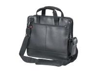 "Lenovo Carry Case Leather Ultraportable f TP 12"" Nero"