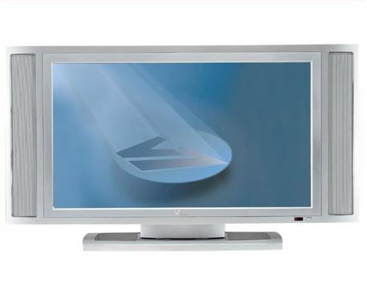 "V7 LTV27CH 27"" Argento TV LCD"