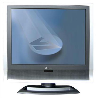 "V7 LTV20H 20"" Argento TV LCD"
