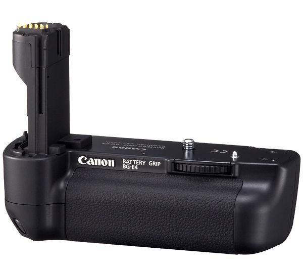 Canon BG-E4 Grip power supply Ioni di Litio batteria ricaricabile