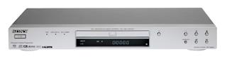 Sony DVD Player DVP-NS92V silver Argento