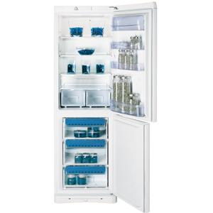 Indesit BAAN13W Libera installazione Bianco frigorifero con congelatore