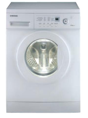 Samsung Wasmachines P1253 Libera installazione Caricamento frontale 6kg 1200Giri/min Bianco lavatrice