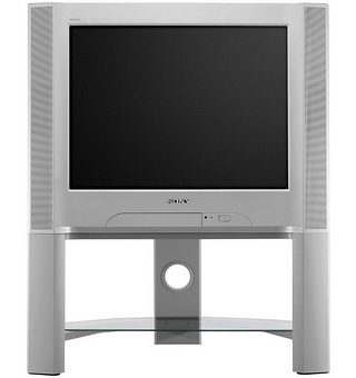 "Sony WEGA®-TV KV-29SE10 29"" Argento TV CRT"