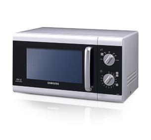 Samsung MW-81W-X 23L 850W Nero, Bianco