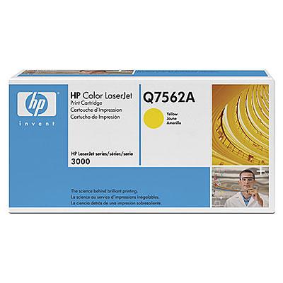 HP 314A Laser cartridge 3500pagine Giallo