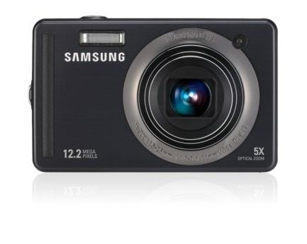 """Samsung PL PL70 Fotocamera compatta 12.2MP 1/2.3"""" CCD 4000 x 3000Pixel Nero"""