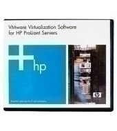 HP VMware ESX Server 2P license with ProLiant Essentials