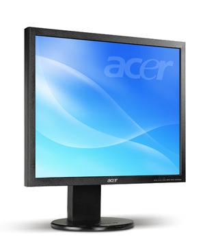 """Acer B173Dymdh 17"""" Grigio monitor piatto per PC"""