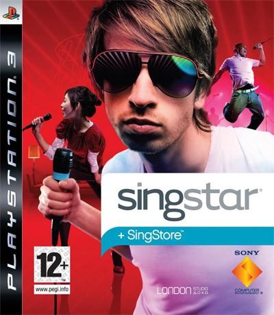 Sony SingStar German (PlayStation 3) PlayStation 3 Tedesca videogioco