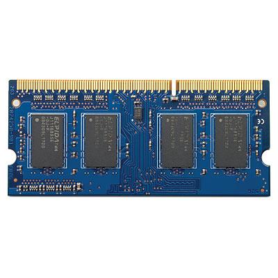 HP 4-GB PC3-10600 (DDR3 1333 MHz) SODIMM 4GB DDR3 1333MHz memoria