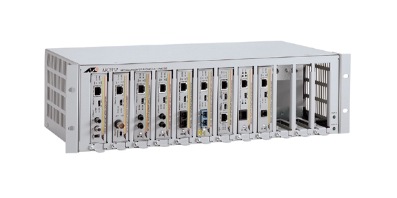 Allied Telesis AT-MCR12-50 Grigio rack