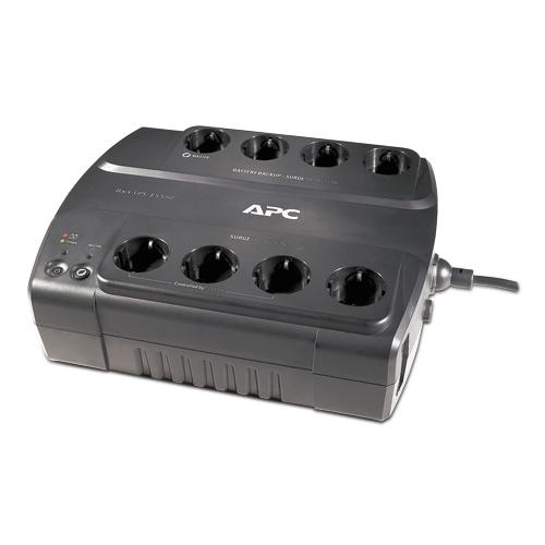 APC BE550G-SP 550VA Grigio gruppo di continuità (UPS)
