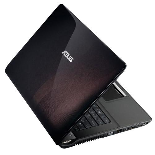 "ASUS N71VG-TY075V 2.13GHz P7450 17.3"" 1600 x 900Pixel Computer portatile notebook/portatile"