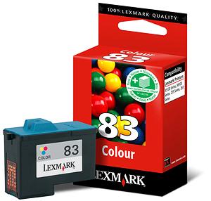 Lexmark 18L0042 Ciano, Giallo cartuccia d