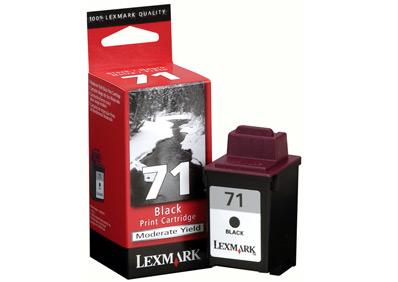 Lexmark 15M2971 Nero cartuccia d