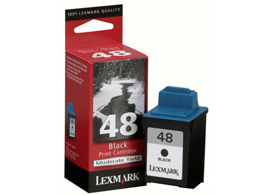 Lexmark 17G0648 Nero cartuccia d