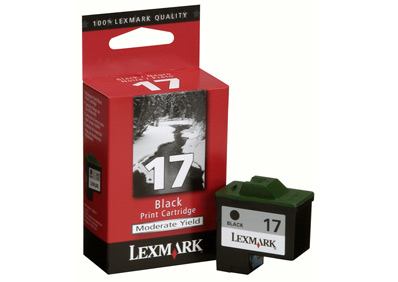 Lexmark 10N0217 Nero cartuccia d