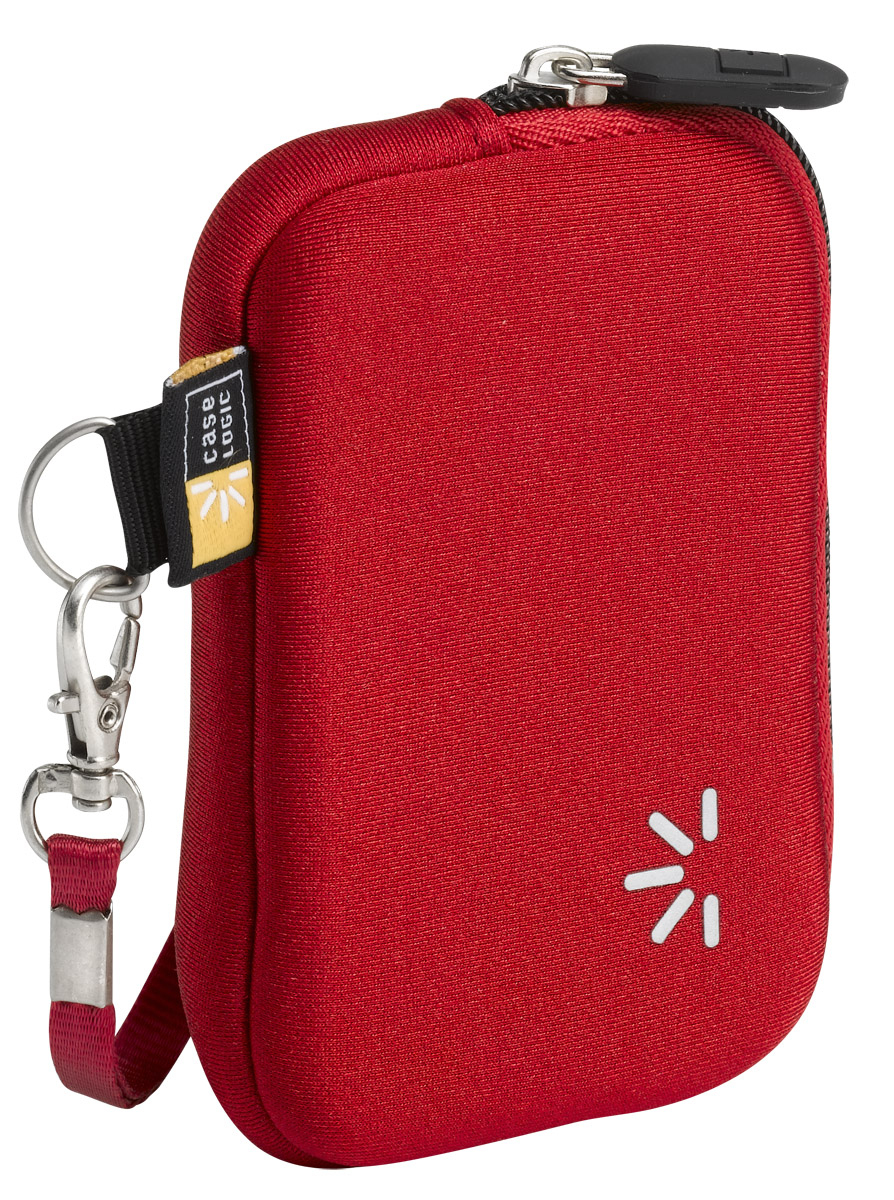 Case Logic UNZB-2R Camera Bag Red Rosso