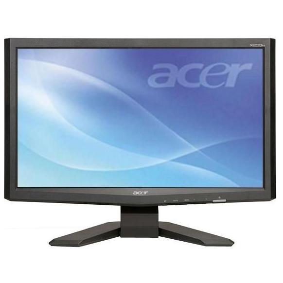 """Acer X223WCbd 22"""" Nero monitor piatto per PC"""