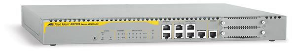 Allied Telesis AT-AR750S-DP Collegamento ethernet LAN Bianco router cablato