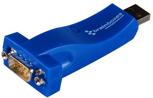 Lenovo 78Y2361 RS-232 USB Blu cavo di interfaccia e adattatore