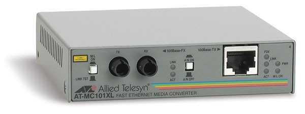 Allied Telesis AT-MC101XL-20 1310nm convertitore multimediale di rete