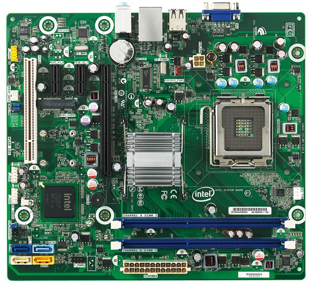 Intel Desktop Board DG41BI LGA 775 (Socket T) Micro ATX scheda madre