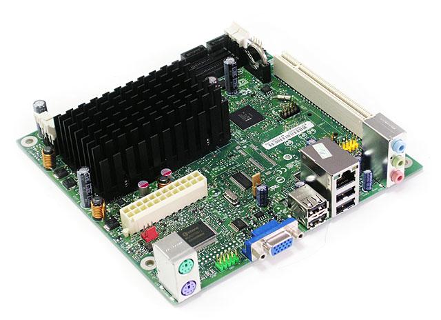 Intel Atom D410PT NA (CPU integrato) Mini ITX scheda madre