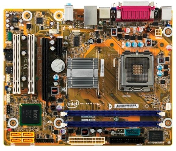 Intel BLKDG41CN LGA 775 (Socket T) Micro ATX scheda madre